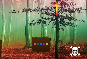 Games2rule-Scary Mask Forest Escape