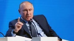 """Putin cho biết: """"Trung Quốc không cần sử dụng vũ lực để đạt được mong muốn thống nhất"""" với Đài Loan"""