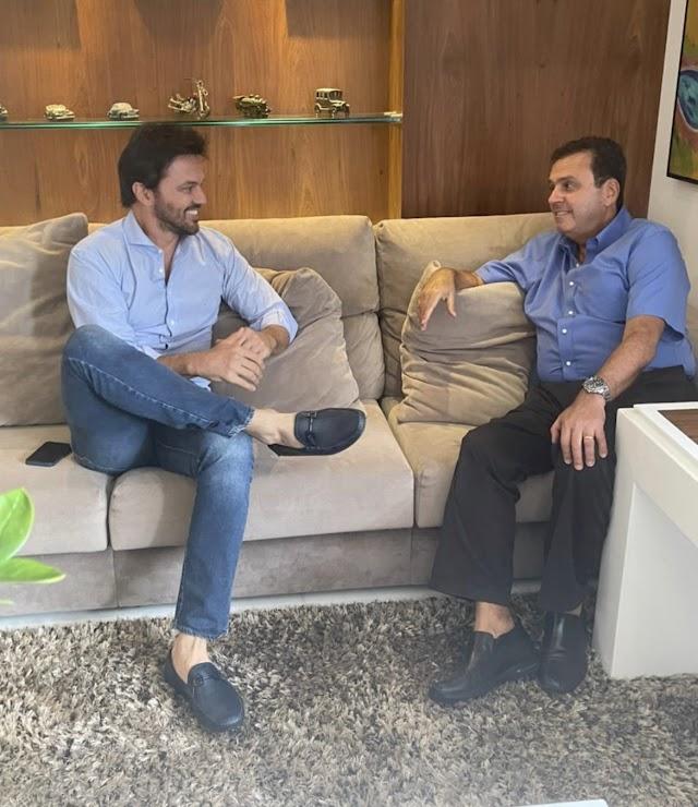 Fábio Faria supera Rogério e empata com Carlos Eduardo mostra pesquisa