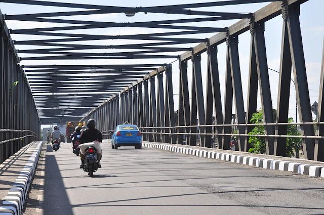 Jembatan Bacem Sukoharjo, Saksi Bisu Sejarah Kelam Tahun 1965
