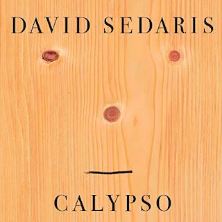 Calypso by David Sedaris audiobook cover