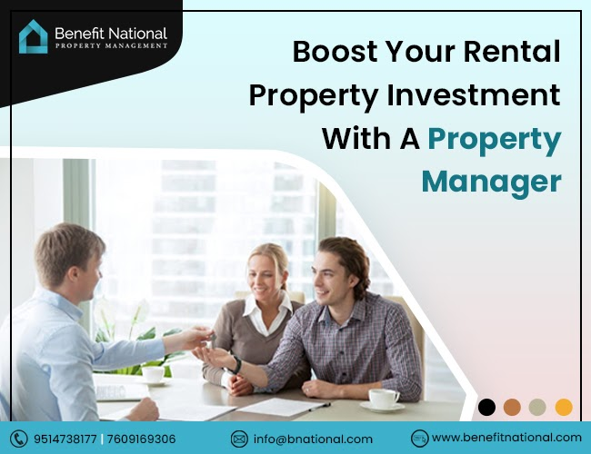 Boost Your Rental Property Investment with a Property Manager