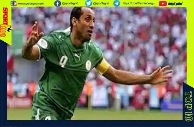 سامي الجابر,أعظم اللاعبين السعوديين