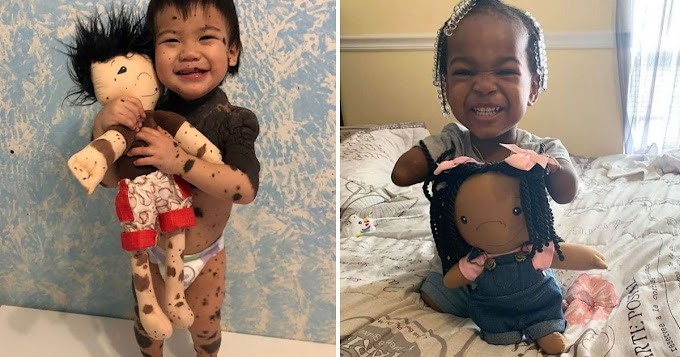 Amy Jandrisevits creates 'Dolls Like Me' for children who have physical disabilities.