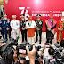 Edy Rahmayadi Bangga Putri Sumut Jadi Pembawa Baki Bendera Pusaka