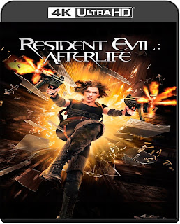 Resident Evil: Afterlife [2010] [UHD] [Latino]