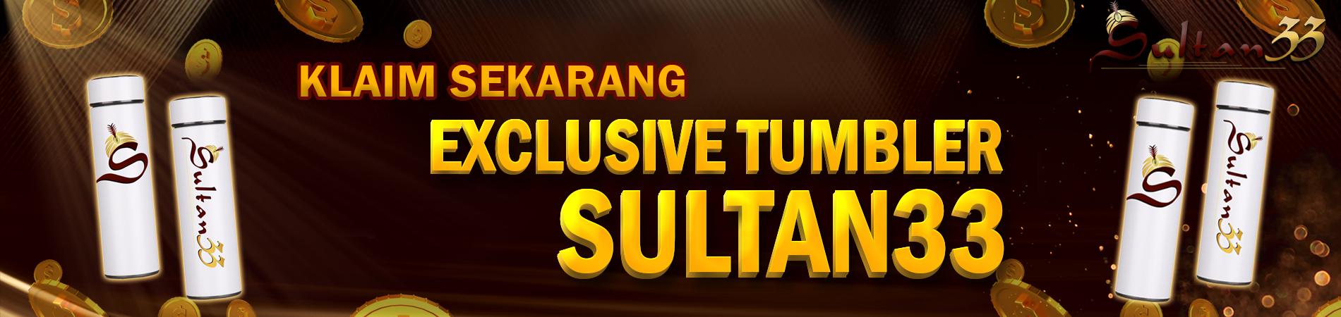 Event Exclusive Tumbler sultan33