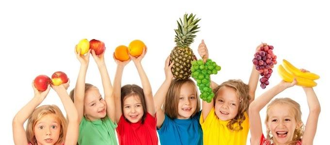 Ο λόγος που τα παιδιά πρέπει να καταναλώνουν περισσότερα φρούτα