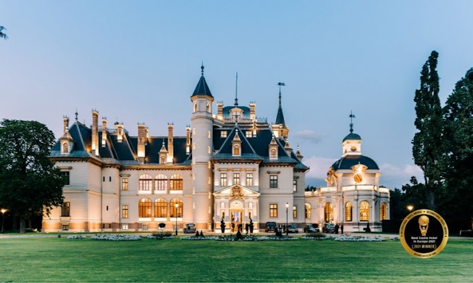 Hazánkban van Európa legjobb kastélyhotele