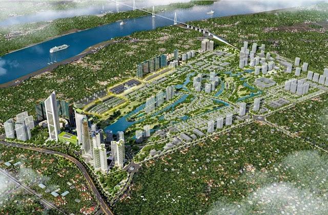 Dự án Sunshine Capital Helios Ks Finance Wonder Villas Ciputra Hà Nội tâm điểm sống sang