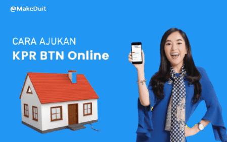 Cara Mengajukan KPR BTN Online Mudah