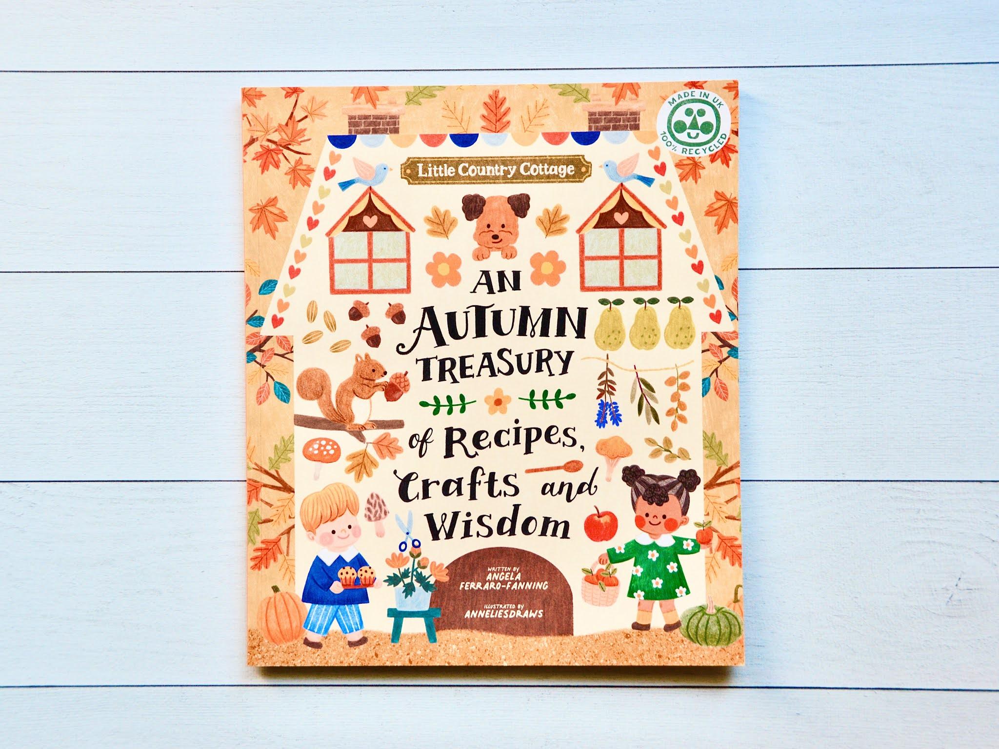 Autumn-craft-book-english-kid-cute