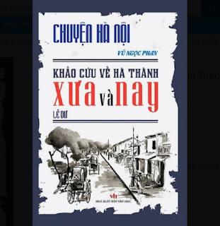 Chuyện Hà Nội - Khảo cứu về Hà Thành xưa và nay ebook PDF EPUB AWZ3 PRC MOBI