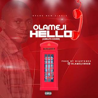 [Music] Olameji - Hello (Adele's cover)