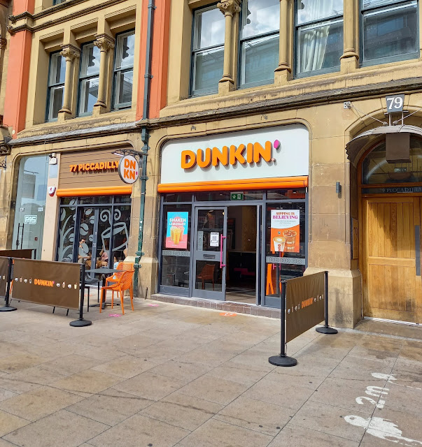 Dunkin' Manchester Piccadilly