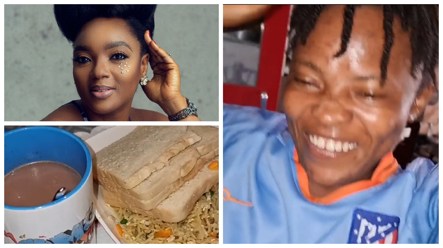 Chioma Chukwuka should have taught her maid how to prepare a healthy meal rather than disgracing her publicly (video)