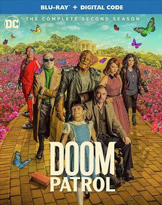Doom Patrol S02 English 5.1ch WEB Series 720p BluRay ESub x264 | All Episode