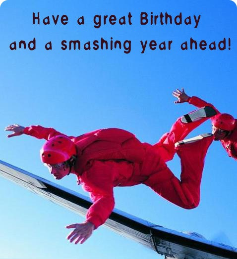 Cool Hilarious Birthday Wishes for Guys