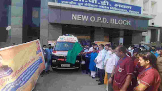 trauma centre will be estabilished in Uttarakhand in every medical college