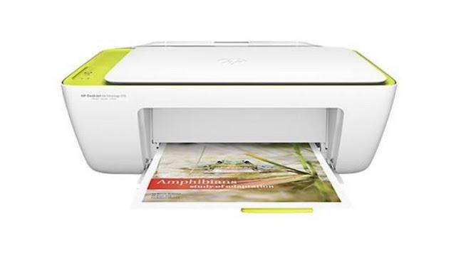 Cara Reset Printer HP Ink Advantage 2135
