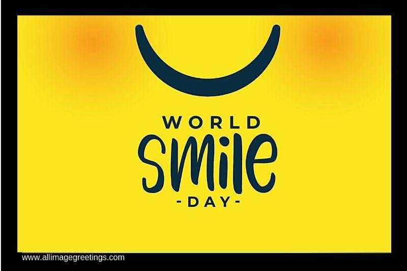 happy world smile day quotes