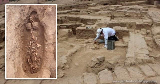 Reciente descubrimiento arqueológico en Lambayeque podría reescribir la historia del antiguo Perú