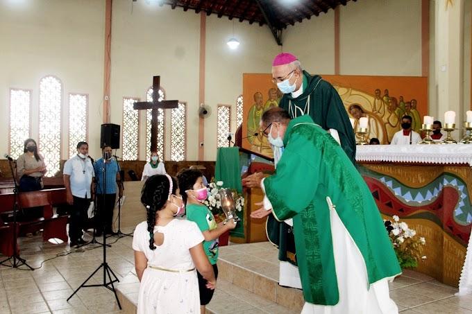 Abertura do Sínodo 2021/2023 na Diocese de Coroatá-MA