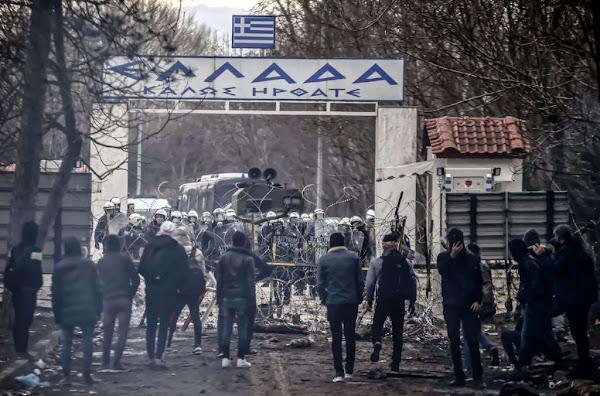 Face à la vague migratoire, une douzaine de pays plaide pour la construction de murs aux frontières de l'UE