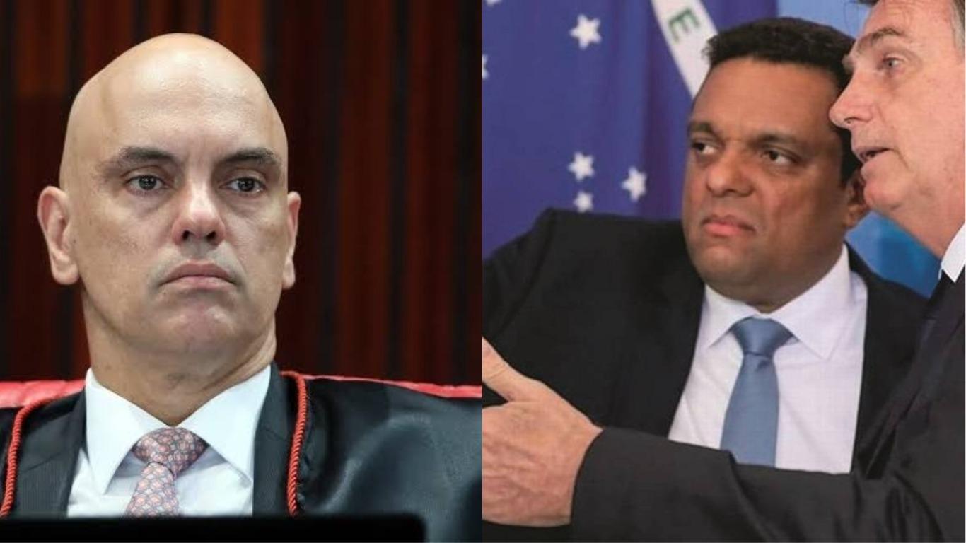 Otoni de Paula e Alexandre de Moraes
