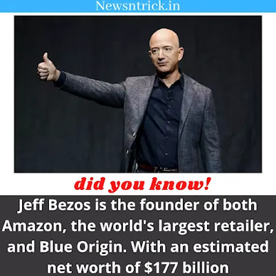 World Richest Man Net Worth $177 billion