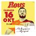Ιωάννινα:Ο Rous live στον Πολυχώρο Αγορά  -Σάββατο 16 Οκτωβρίου