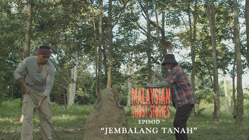 Malaysian Ghost Stories Episod 29 Jembalang Tanah