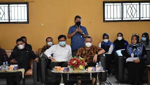 Audiensi dengan Disnaker dan DPRD Bengkalis, PHR, PDSI dan PDC Siap Akomodir Naker Lokal