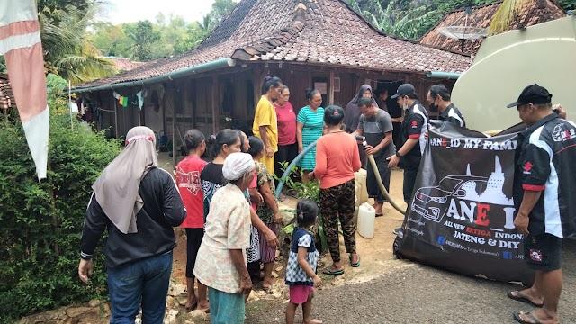 Komunitas All New Ertiga Indonesia Chapter Jateng DIY  Peduli Air Bersih di Paranggupito