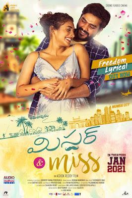 Mr & Miss (2021) Dual Audio [Hindi (HQ Dubbed) – Telugu] 720p | 480p UNCUT HDRip x264 1Gb | 400Mb