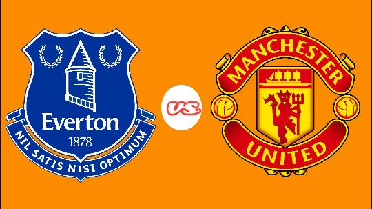بث مباشر لمباراة مانشستر يونايتد و إيفرتون اليوم في الدوري الإنجليزي
