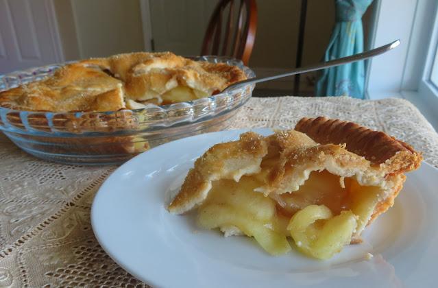 Mom's Best Apple Pie