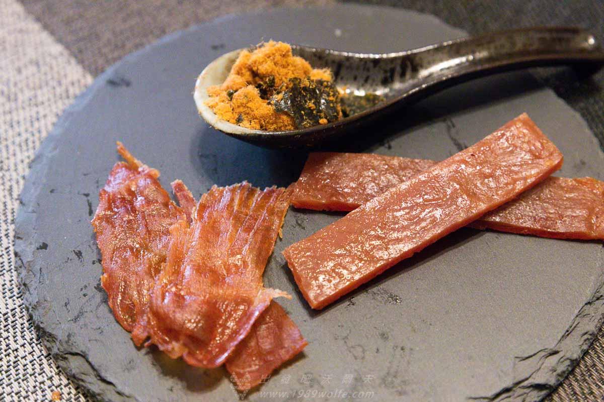 台中大甲必帶伴手禮 唯盛臻品 肉乾肉鬆專賣店
