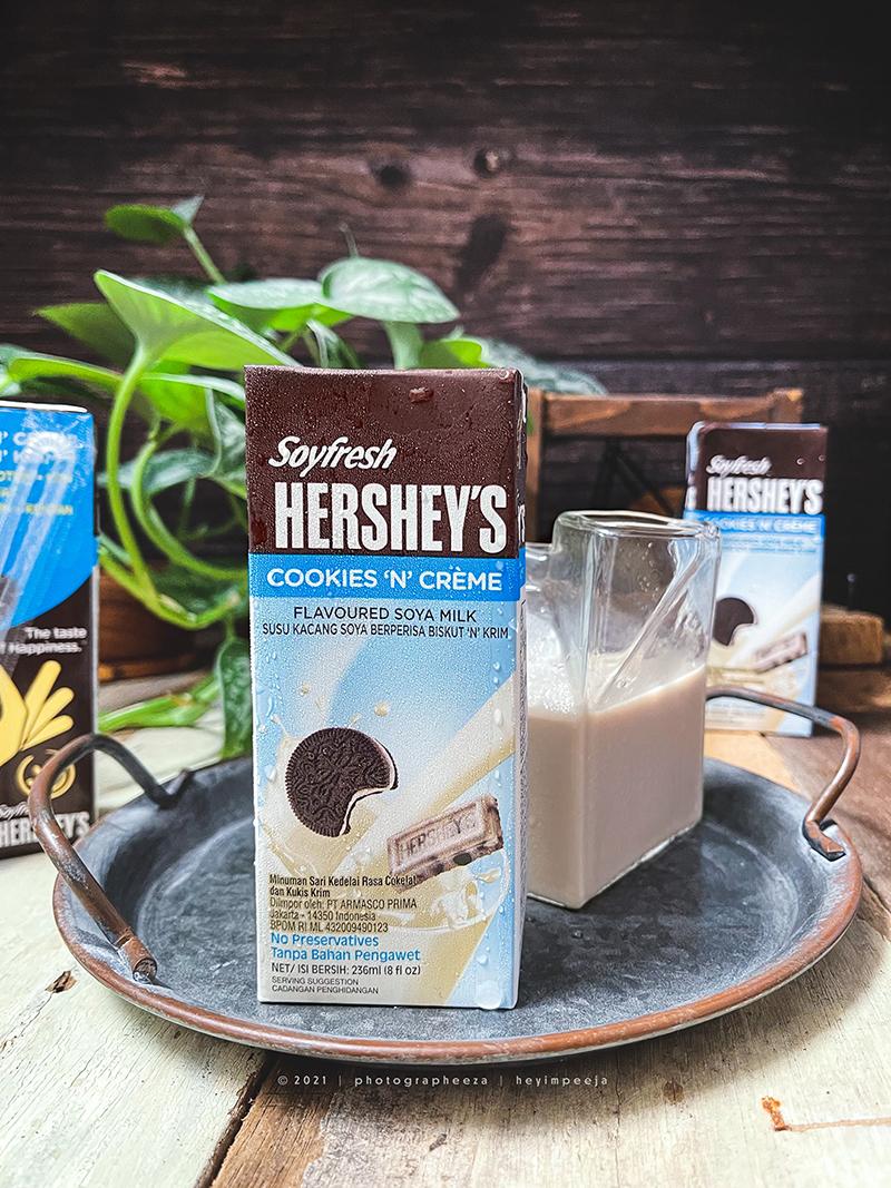 Soyfresh Hershey's Cookies And Cream Review