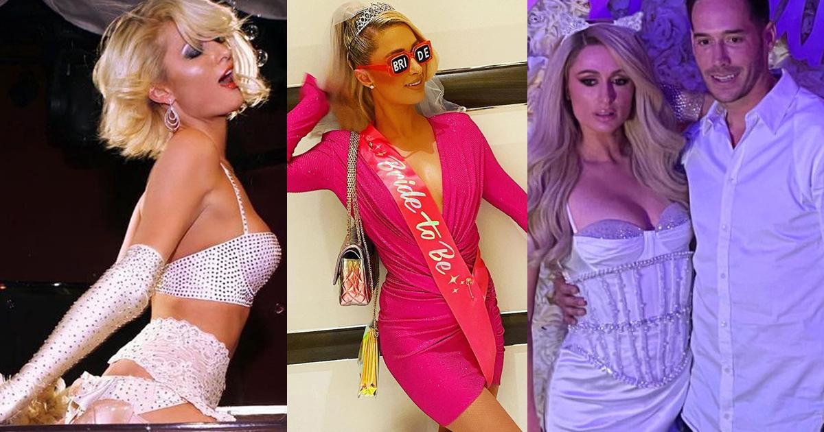 Paris Hilton y despedida de soltera en Las Vegas