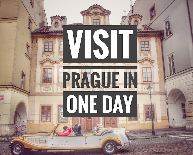 Visit Prague in one day