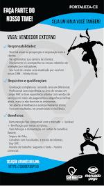 Vendedor Externo -  10 vagas URGENTES