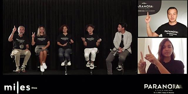 Jelang Tayang di Bioskop, Film <i>Paranoia</i> Meraih Nominasi Film Terbaik Piala Citra FFI 2021