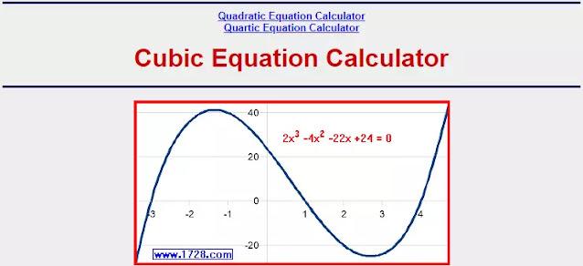Situs Untuk Menyelesaikan Persamaan Kubik-4