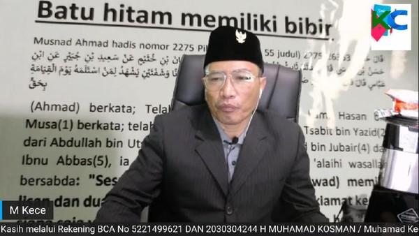 Polisi Diminta Segera Tangkap YouTuber Muhammad Kece yang Dinilai Hina Islam