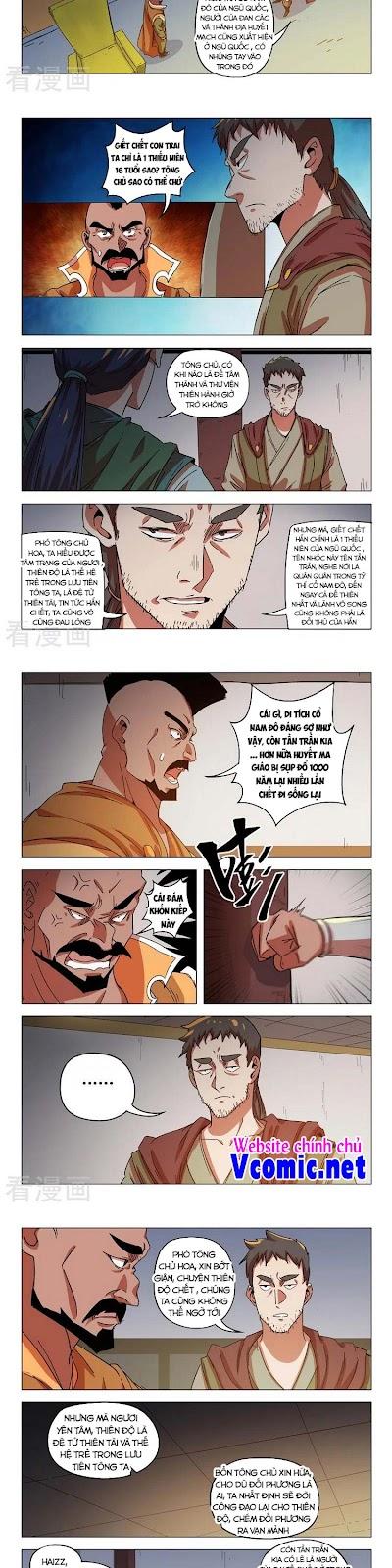Võ Thần Chúa Tể Chương 545 - Truyentranhaudio.com