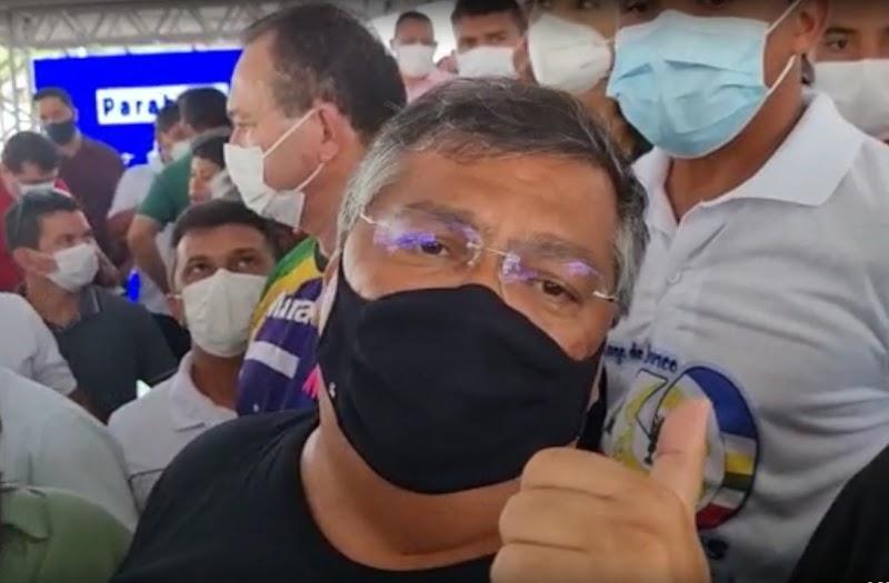 Flávio Dino garante que asfaltamento da estrada entre Trizidela do Vale e São Luís Gonzaga sai este ano