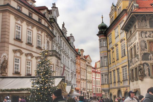 Prague Old Town Christmas