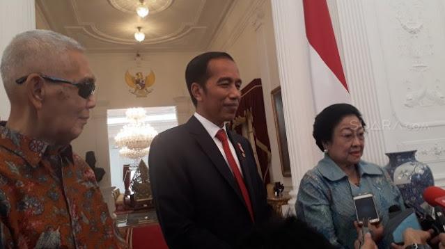 Jokowi Disebut Tak Ingin Kekuasaan Digergaji jika Pemilu Ikut Usulan KPU