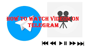 Watch videos on Telegram, How to watch videos on Telegram without downloading